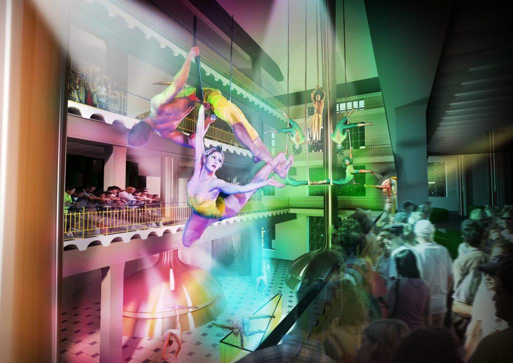 mainhall cirque du soleil ex colour