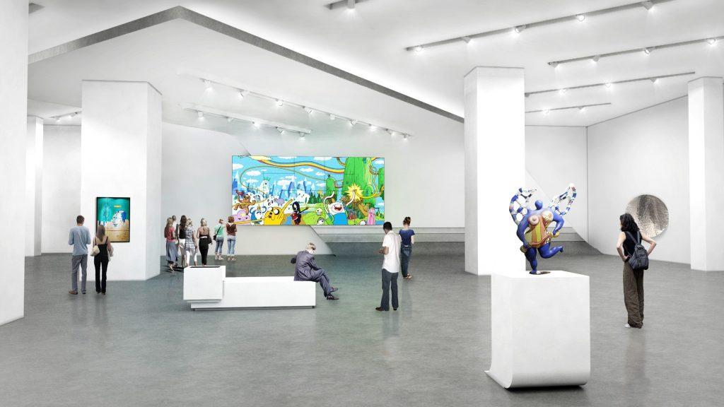 Experience exhibit Designers