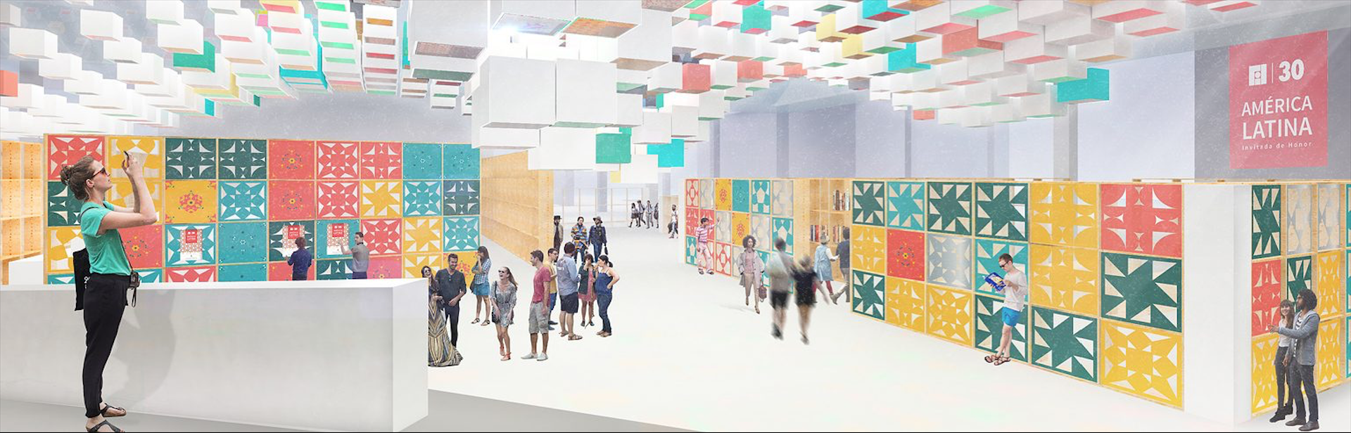 FIL 30 Pavilion design Mexico.image2